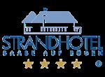 Logo vom Strandhotel Seestern im Ostseebad Baabe